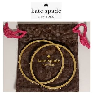 ♠️ Kate Spade Bangle Bracelets